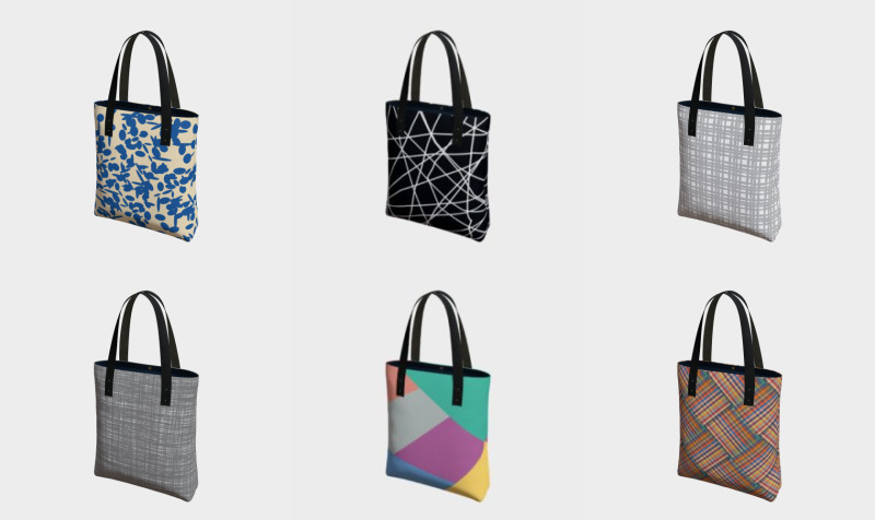 tote bags by trebam preview