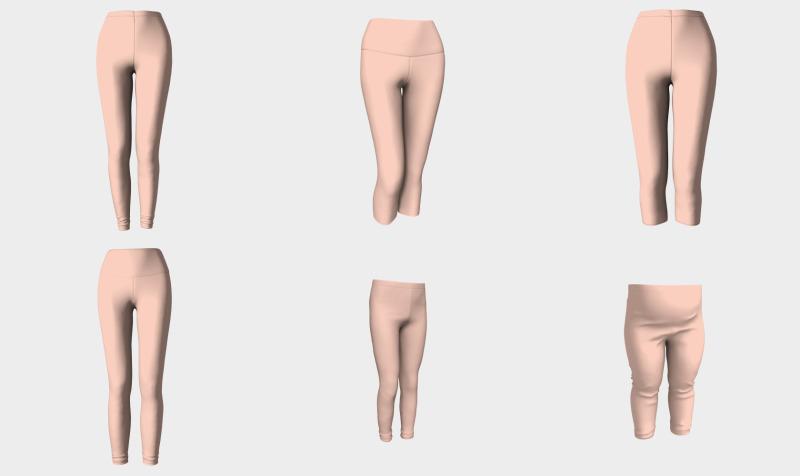 Aperçu de Mother & Girls Leggings