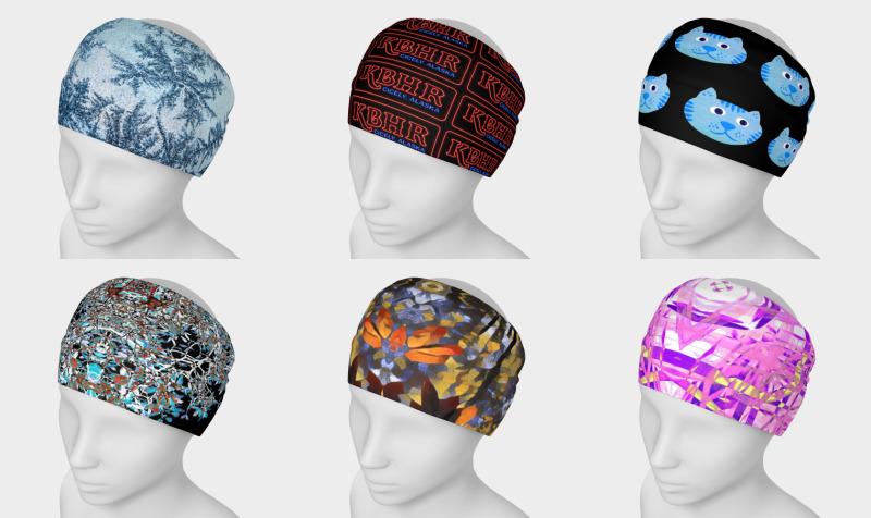 Aperçu de buffs/headbands