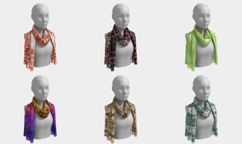 Aperçu de scarves