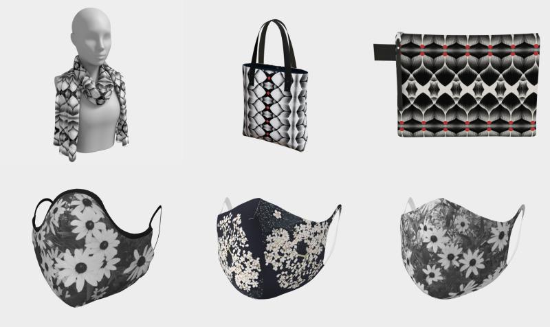 Aperçu de black + white collection