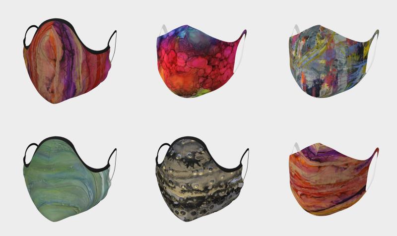 Custom Art Masks preview