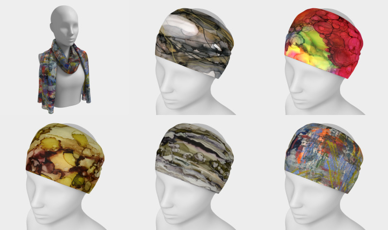 PaminOttawa Scarves & Headbands preview