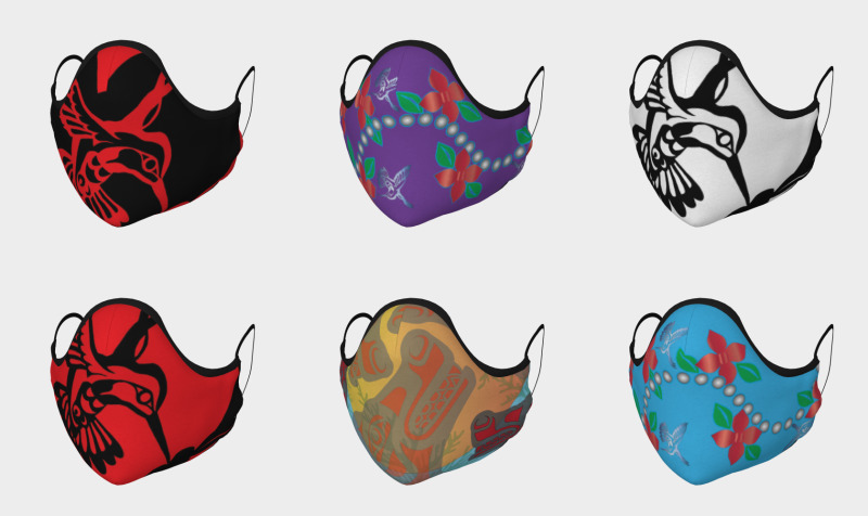 Masks preview