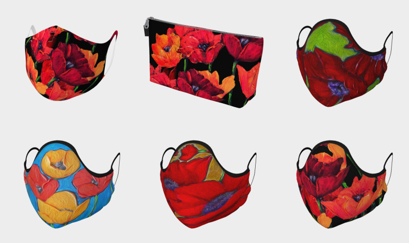 Poppy Designs (on a variety of items) preview