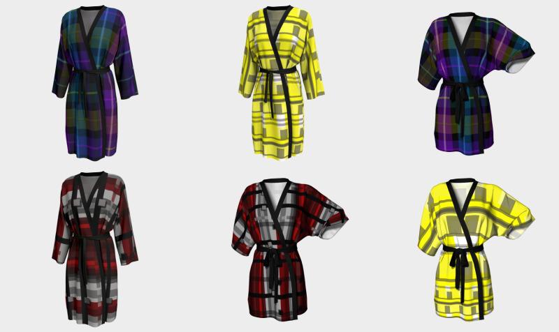Kimonos & Robes preview