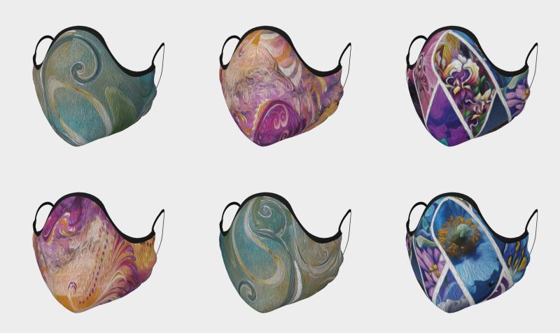 Inspirational, Joyful, Swirly Designs  preview