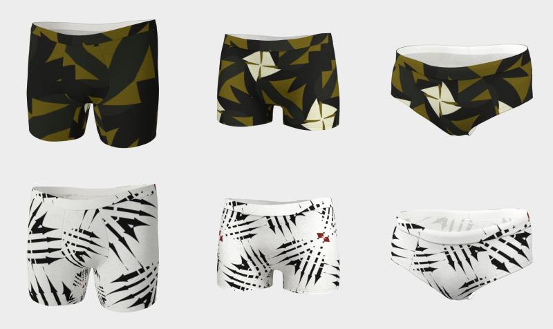RazRad Underwear preview