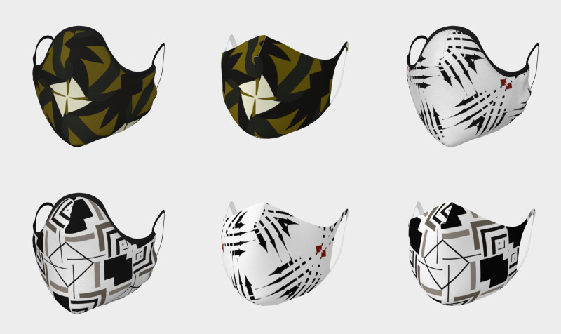 RazRad Face Coverings preview