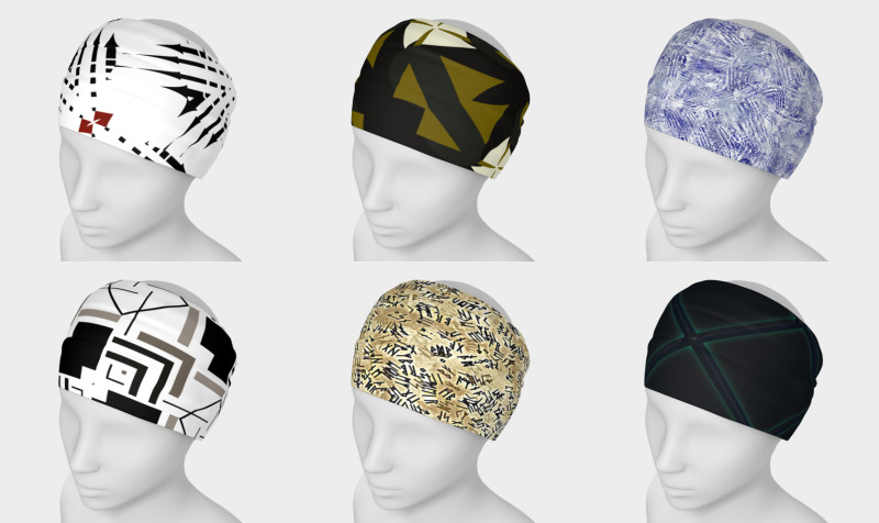 RazRad Headbands preview
