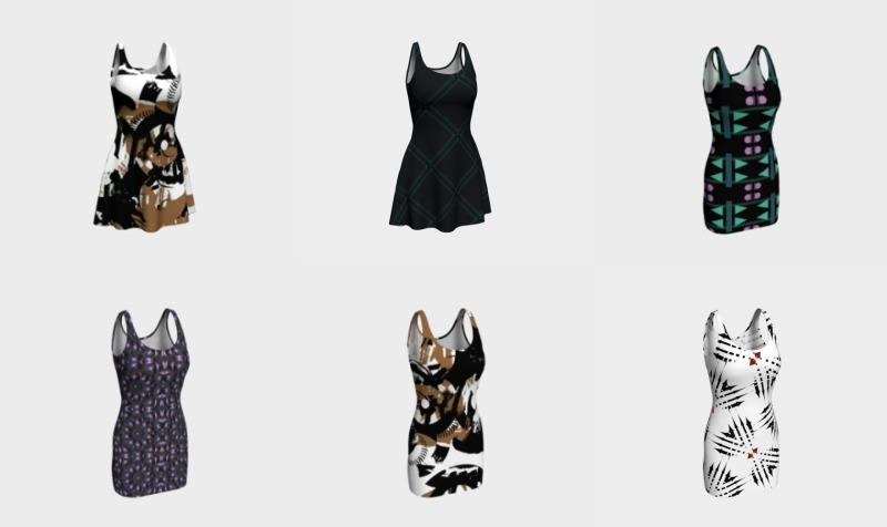 RazRad Dresses preview