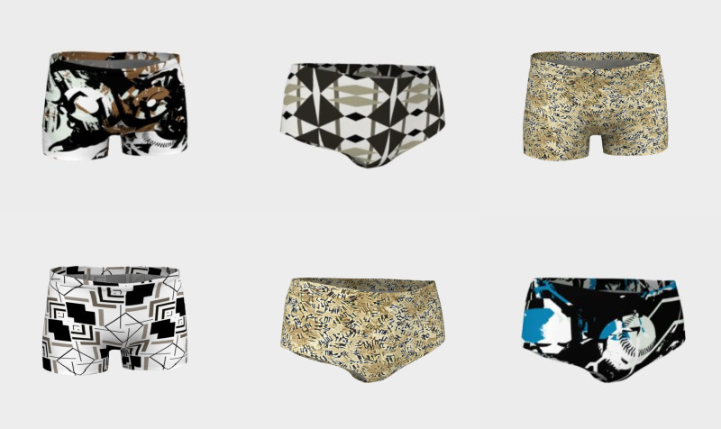RazRad Shorts preview
