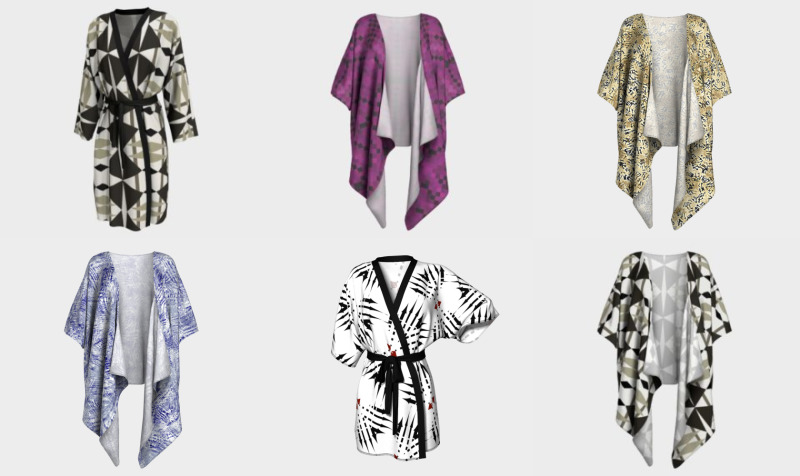 RazRad Kimonos / Peignoirs preview
