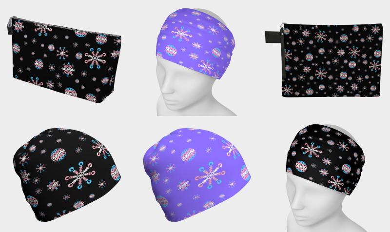 Snowflake Patterns preview