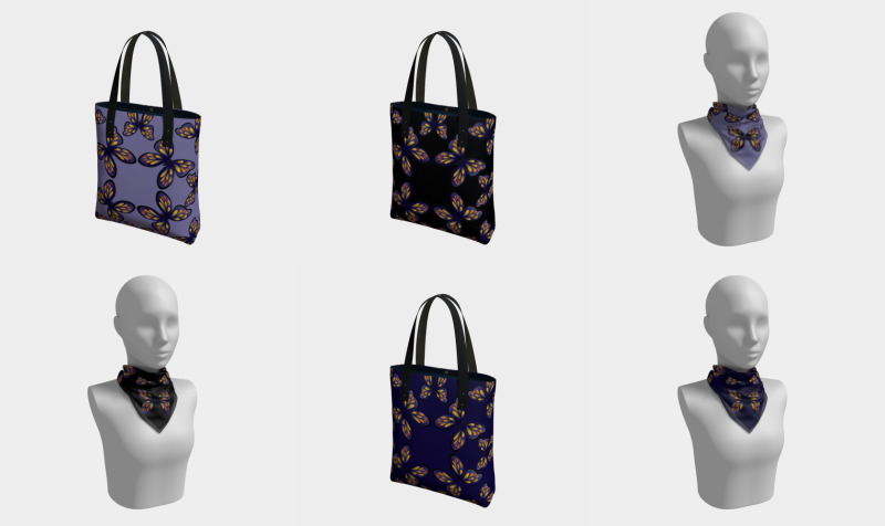 Butterfly Designs (on a variety of items) preview