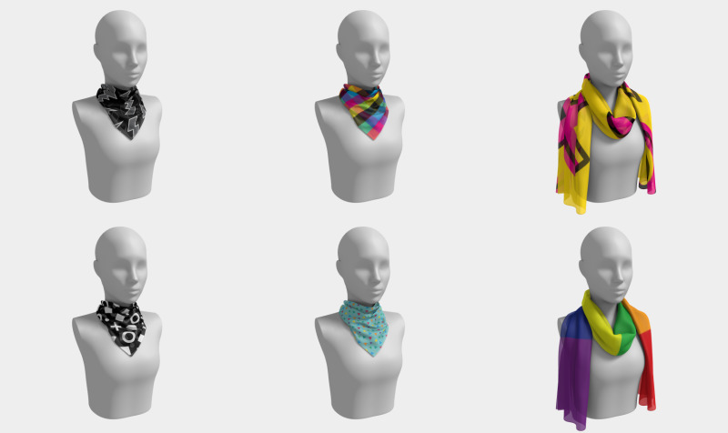 Scarf Collection preview