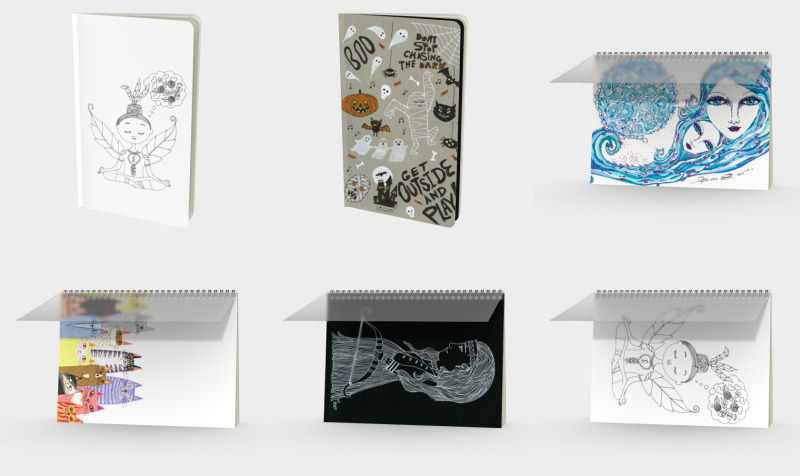 Notebooks preview