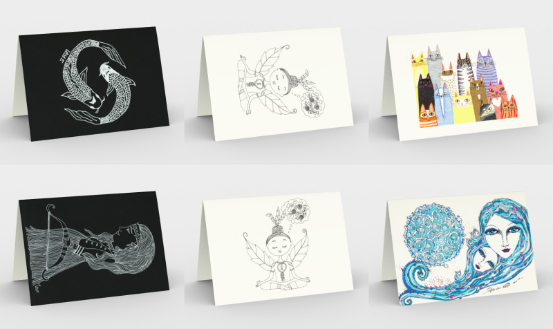 Greeting Cards preview