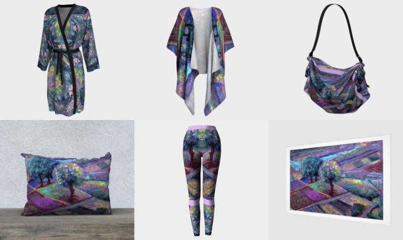 Aperçu de Tuscany Harvest / Devin Fashion-Match Art