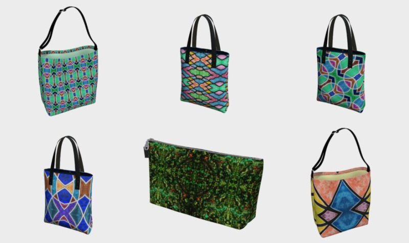 Bags, Totes, Carry-Alls preview