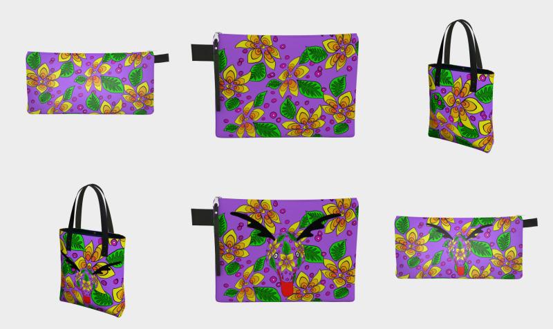 Smartypants Purple Joy Collection preview