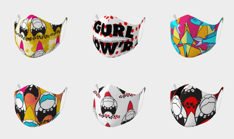 KNIT MASKS preview