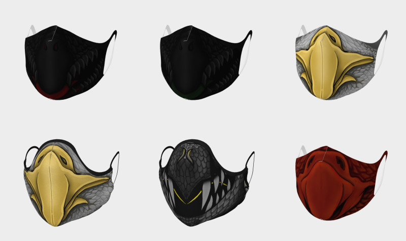 Specialty Masks preview