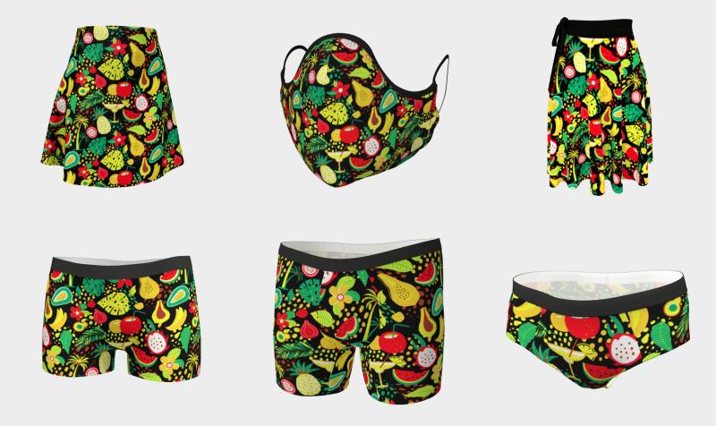 Aperçu de Hula Days - Fun Summer Collection