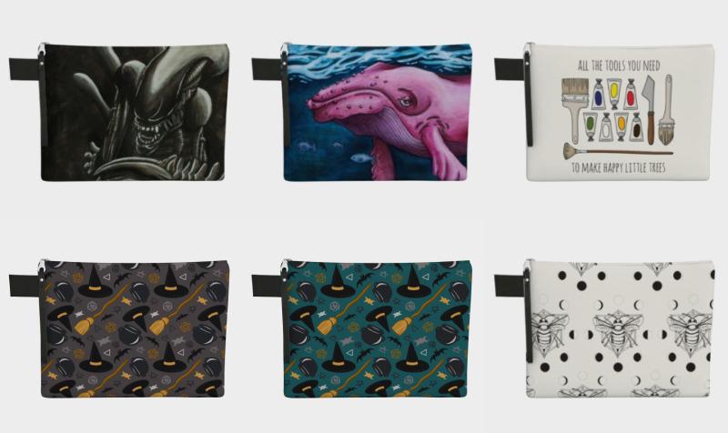 Studio Pouches & Pencil Cases  preview