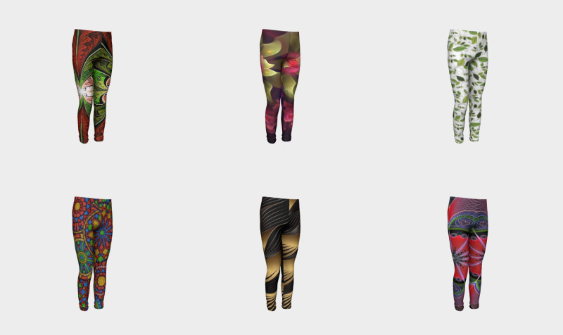 Aperçu de Youth Fashion leggings