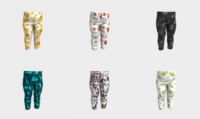 Aperçu de Baby & Kids Fashion leggings