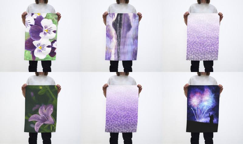 Purple 💜 preview