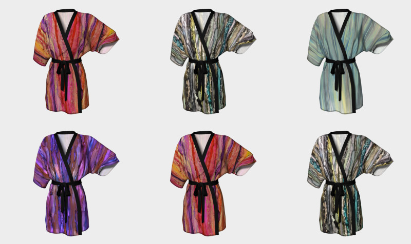 PaminOttawa Kimono Robes preview