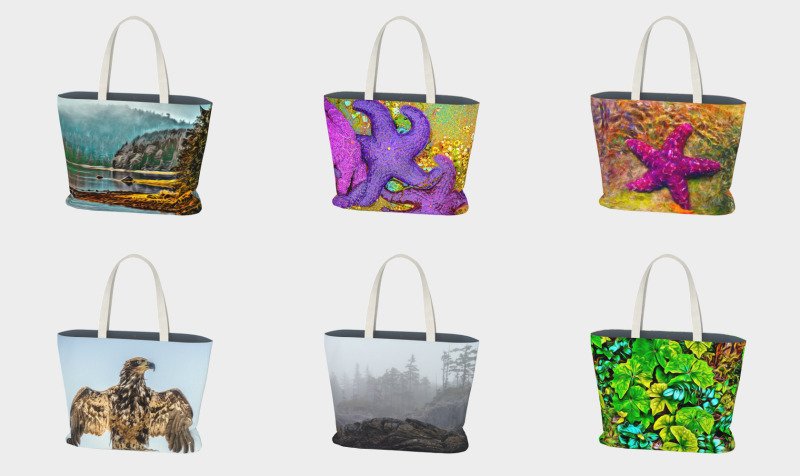 Market Totes preview