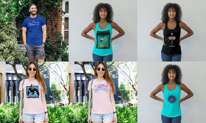 High Tee Victoria Artwear preview