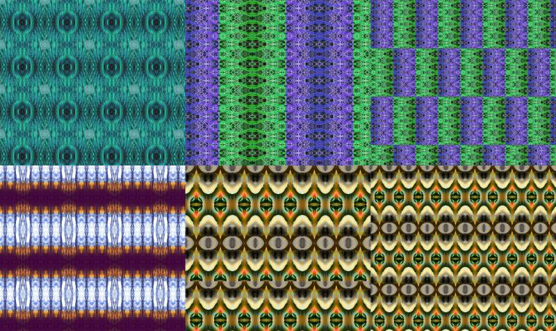 Aperçu de fabric designs
