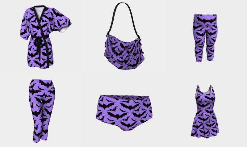 Aperçu de Purple Bats