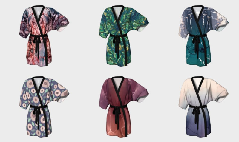 Kimonos preview