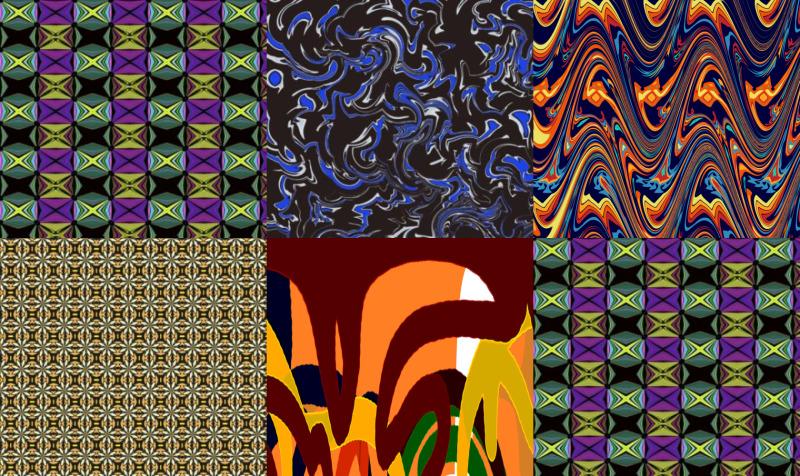 Aperçu de Unique Fabric Designs