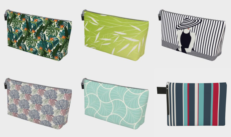Makeup bags, Carry-all preview