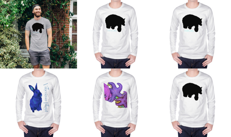 Long Sleeve Unisex T-shirts preview