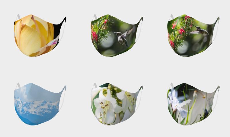 Aperçu de  Double Knit Face Covering Collection