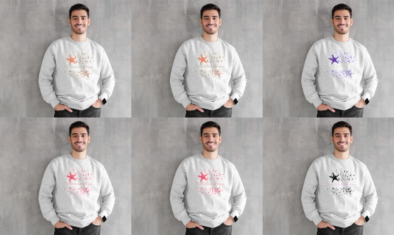 STARS AND SAND SWEATSHIRT preview
