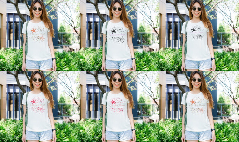 STARS AND SAND WOMENS TSHIRT preview