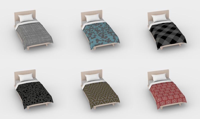 duvet covers by trebam preview