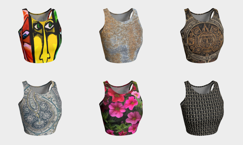 Athletic Crop Top preview