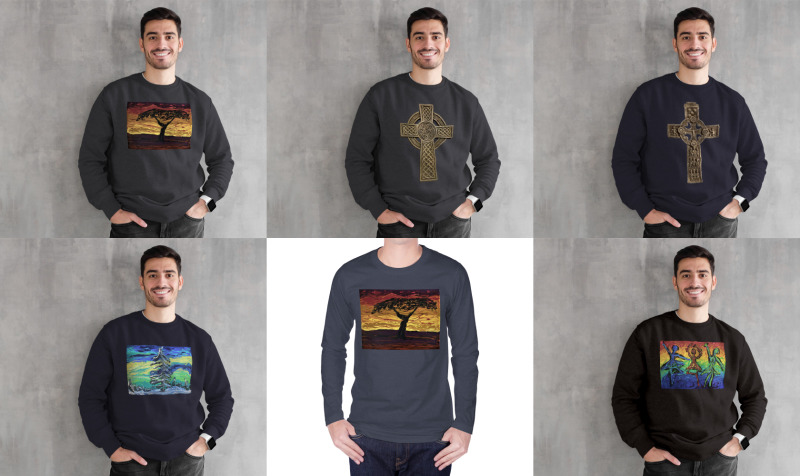 Crewneck Sweatshirt preview