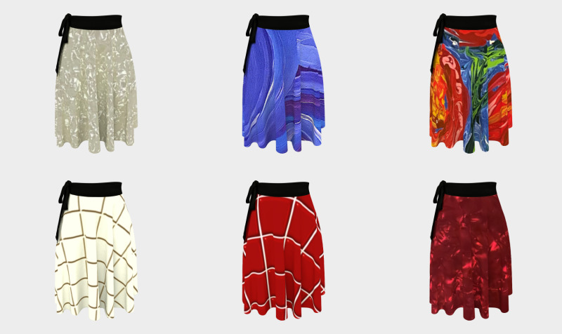 Wrap Skirt  preview