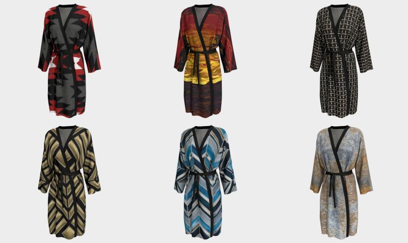 Peignoir Robe preview