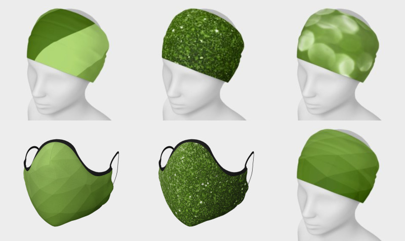 Greenery accessories preview
